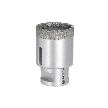 Corona Diamantada para Esmeriles / Porcelanato Bosch M14 35 x 35 mm