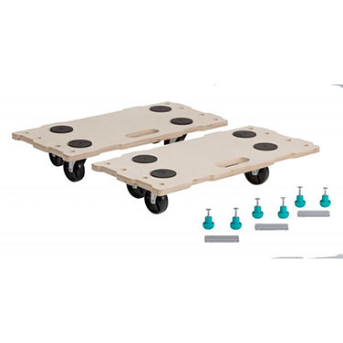 Carro de Muebles Expansible WOLFCRAFT FT 400 Carro de Muebles Expansible