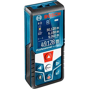 Medidor Distancia Láser Bosch GLM 50 C 1.5 Volt