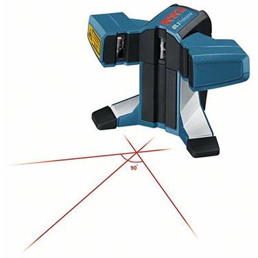 Nivel lasér Bosch GTL3 Fuente de alimentación 4 x 1,5 V LR6 (AA)