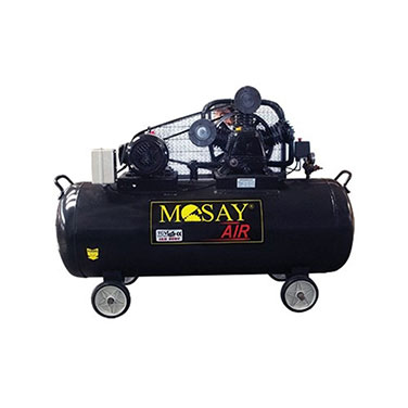Compresor Polea Mosay Mosay  5.5HP 300 LTS. 380V.