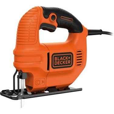 Sierra Caladora Black&Decker KS501 420 W