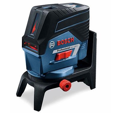 Nivel lasér Bosch GCL 2-50C Alimentación de tensión3 x 1,5 V LR6 (AA)