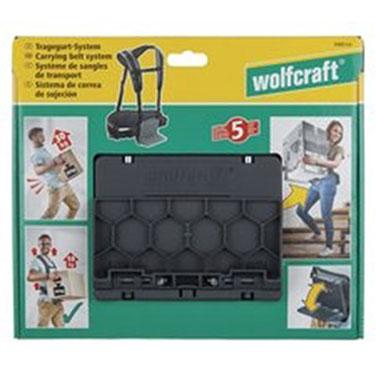 Sistema de Correa de Sujeción Wolfcraft WOLFCRAFT