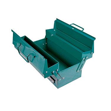 Caja de Plástico Tipo Acordeón SATA  17 Pulgadas