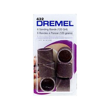 Tambor de Lija Dremel 2615000432 12,7 mm