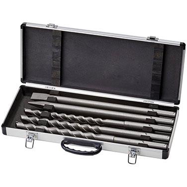 Set Brocas y Cinceles Einhell 4258099 5 Piezas