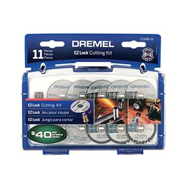Kit Accesorios de Corte Dremel 2615E688AA 11 Accesorios