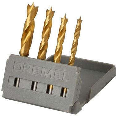 Juego de Brocas Dremel 26150631AA 4 Unidades