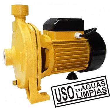 Bomba de agua centrífuga 1.5HP Mosay 1C13703012 220 V