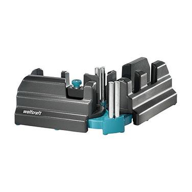 Caja de ingletar y falsa escuadra WOLFCRAFT 6948000 70mm