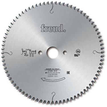SIERRA PARA CORTES DE METALES FERROSOS (TREFILADOS.TUBOS Y BARRAS DE HIERRO).D:305 / B:2.6 / EJE:25.4 / DIENTES: 60 (MAXIMO RPM 1800)