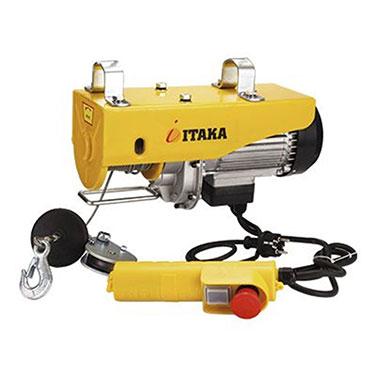 Tecle eléctrico 1000 kg Itaka PA-1000C 220V