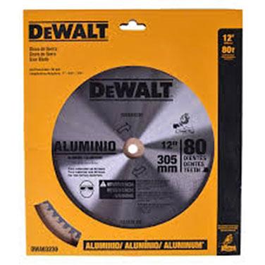 Disco de Corte Aluminio Dewalt  12 Pulgadas