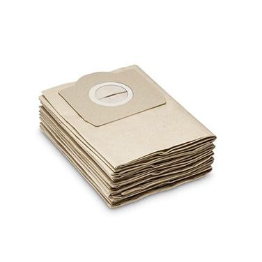 Bolsas Filtro Papel Karcher 69591300 WD3/WD3P/WD3