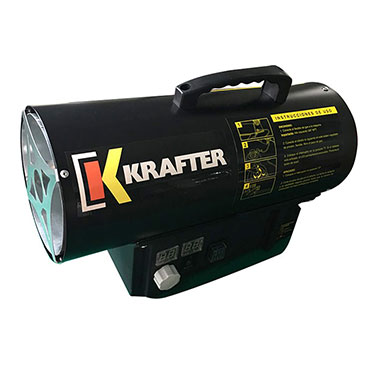 Turbo Calefactor A Gas Krafter TG 30 30 KW