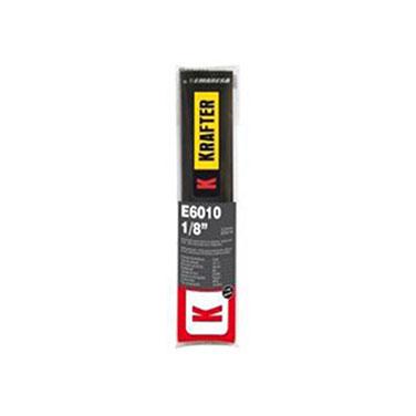 Electrodo KRAFTER  E 6010  3-32  2.5MM  1 KG 4420000060102 Krafter