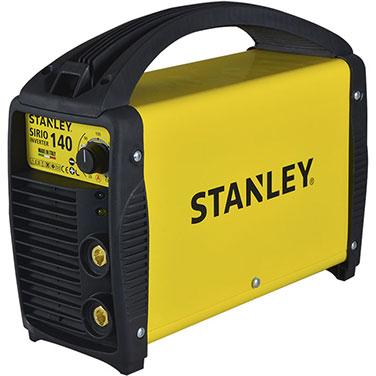 Soldadora Inversora Línea Sirio Stanley Stanley Sirio-140 25-130 Amperes