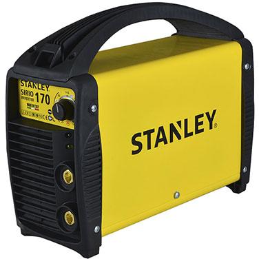Soldadora Inversora Stanley Sirio-170 25-160 Amperes