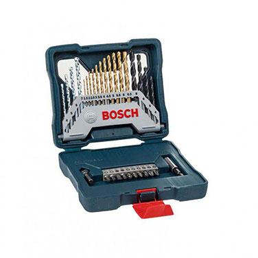 Maletín X - Line para Taladrar y Atornillar Bosch Bosch  30 Unidades