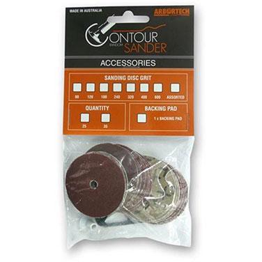 Disco de Lija Arbortech  20mm G240