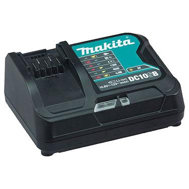 Cargador de baterías Ion-Litio Makita DC10SB 12V