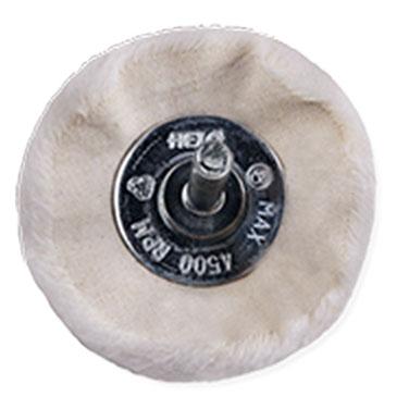 Cepillo Circular de Tela Hela 60mm