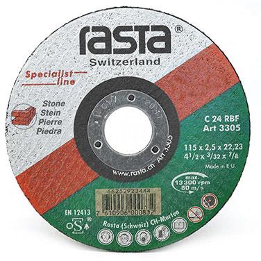 DISC CORTE CERAMICA 3309` 7` X 1/8` X 7/8` RAST