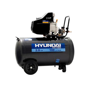 Compresor Monofásico Directo Hyundai 78HYAC100D 2HP 100L