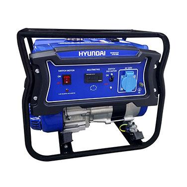 Generador Gasolina P.Eléctrica Monofásico Hyundai 82HYG7750E 5500W