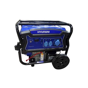Generador Gasolina Hyundai 82HYGT9250E 6.500 W