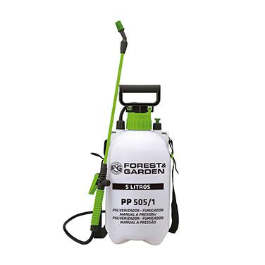 Pulverizador Fumigador Manual A presión Forest and Garden PP 505/1 5Lts