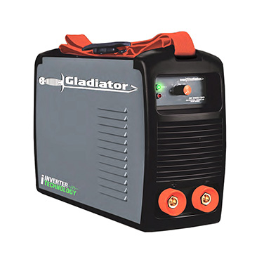 Soldadora Inverter Electrodo Gladiator IE 6160/220 160A