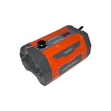 Soldadora Inverter Electrodo Gladiator IE 6170/220 170 Amperes