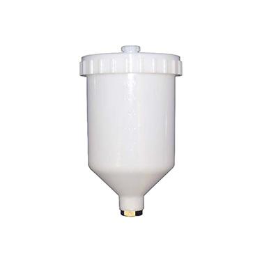 Copón plástico para pístola MUZI PC-600GP H-827