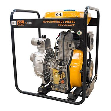 Motobomba diesel Alta presión SDS Power SDP30HE 3