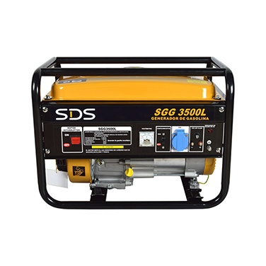 Generador Bencinero SDS Power SGG3500L 2.5kw