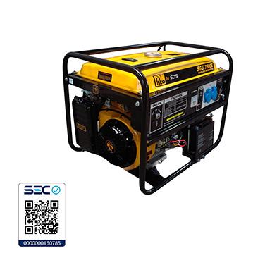 Generador Bencinero SDS Power SGG7500E 6.0Kw