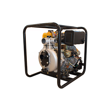 Motobomba Diesel alta presión SDS Power SDP20HE 2